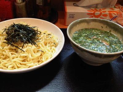 「皿そば(770円)」@沖縄そば やんばるの写真