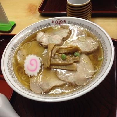 「チャーシューメン」@増田屋の写真