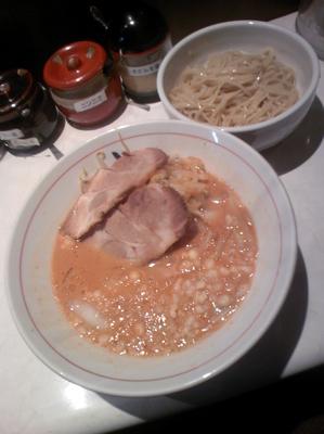 「つけ麺(味噌・並盛)800円」@タンメン だいはちっこの写真