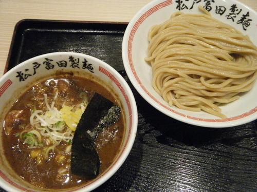 「つけそば850円」@松戸富田製麺の写真