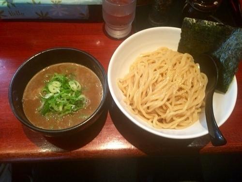「つけ麺 大盛300g」@小杉らぁめん 夢番地の写真