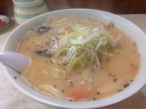 「辛子味噌ラーメン」@元祖 札幌や 千葉店の写真