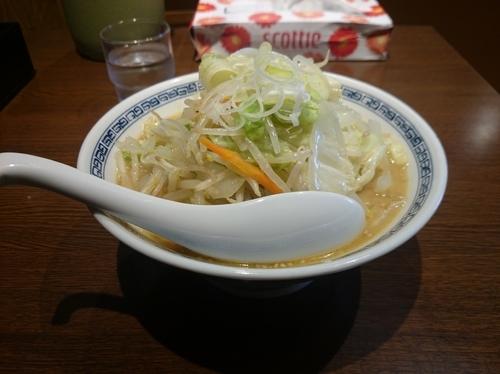 「味噌タン麺」@めんめんの写真