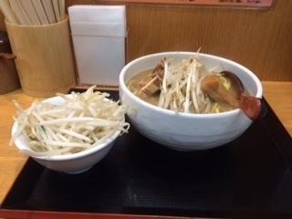 「味噌ラーメン ヤサイ大盛」@味噌麺処 花道の写真