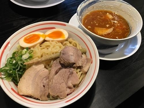 「特製つけ麺」@天天有 ひるまやの写真