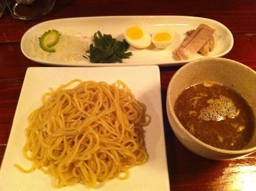 「つけ麺」@つけめん SAKURAの写真
