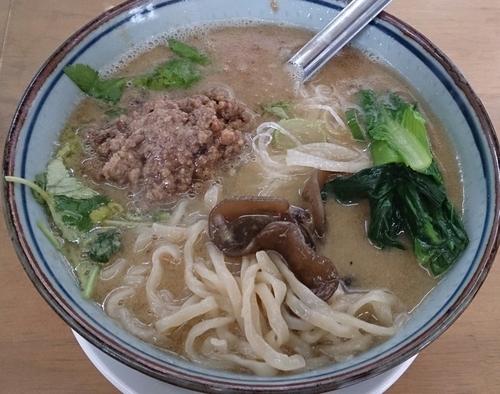 「如月のイッパイ、愛抱き胡麻拉麺 (Aスタンダード)」@MENYA 食い味の道有楽の写真