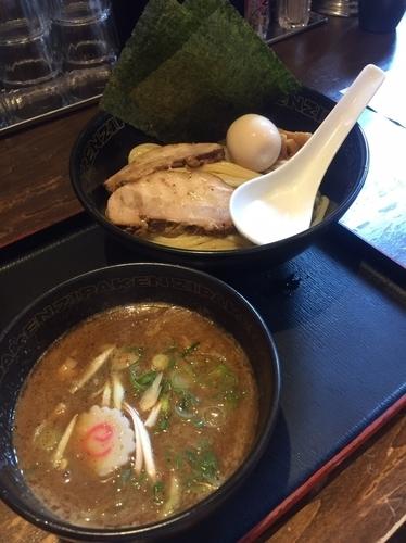 「特つけ麺」@ジパング軒 宇都宮駒生店の写真