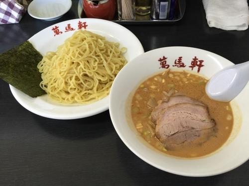 「ごまつけ麺」@萬馬軒 諏訪店の写真