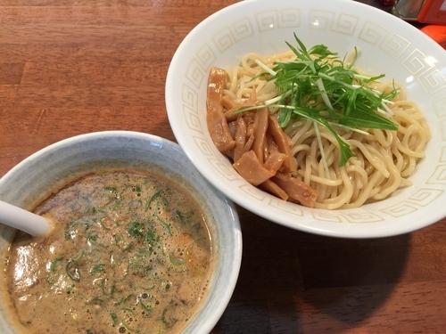 「つけ麺B(特盛)」@DRAGONの写真