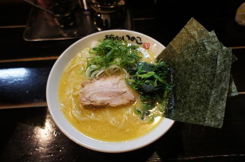 「ラーメン(塩)」@麺処いのこ 赤塚店の写真