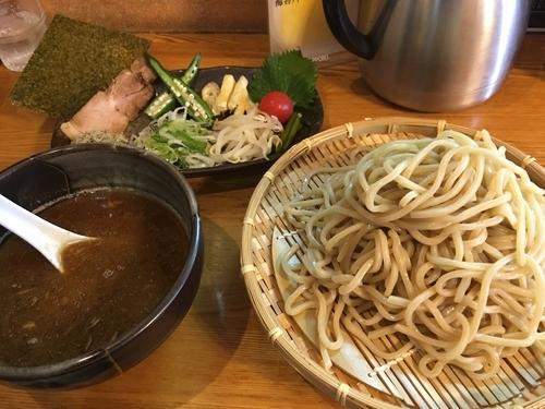 「極盛臺黒麺特魚」@らーめん臺大の写真