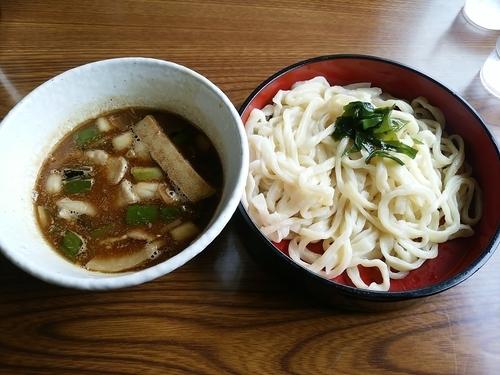 「濃厚豚つけ麺(並盛・430g)680円」@きやんちの写真