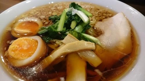 「ラーメン700円」@麺飯食堂 チャアヤの写真