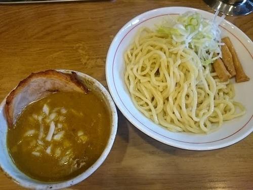 「カレーつけめん(並)¥850」@麺処 慶の写真
