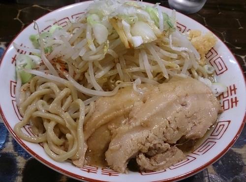 「【限定】豚そば(小) + 豚増し」@特級鶏蕎麦 龍介の写真