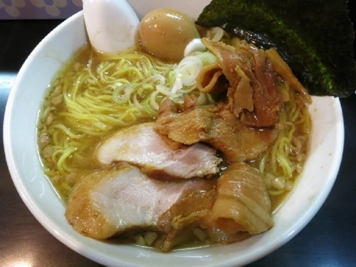 「純正悪魔スープの100  700円」@一条流がんこラーメン 総本家の写真