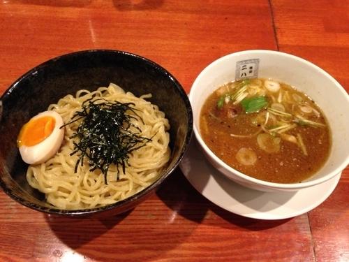 「つけ麺 塩味」@麺屋二八の写真