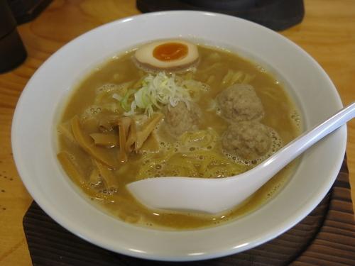 「鶏そば:920円」@ラーメン ガキ大将 西新井店の写真