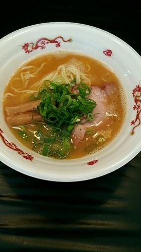 「濃厚伊勢海老鶏そば」@大つけ麺博 presents 最強ラーメンFes,の写真