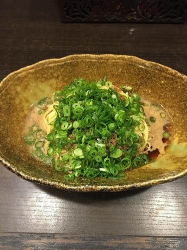 「担担麺(濃厚胡麻)0辛」@汁なし担担麺 武蔵坊の写真