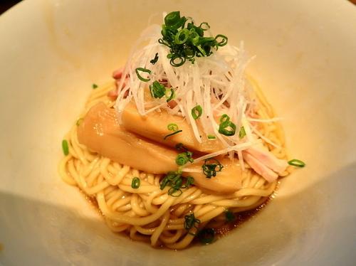 「鶏油そば+ソーキご飯」@ラーメン屋 トイ・ボックスの写真