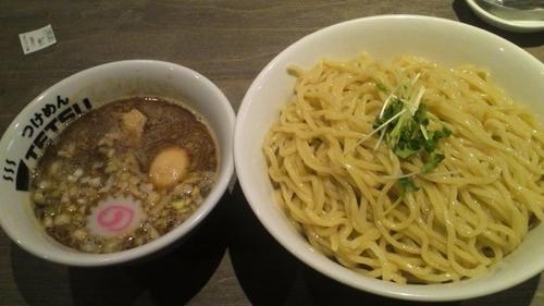 「味玉つけ麺・特盛(910円)」@つけめんTETSU あざみ野店の写真