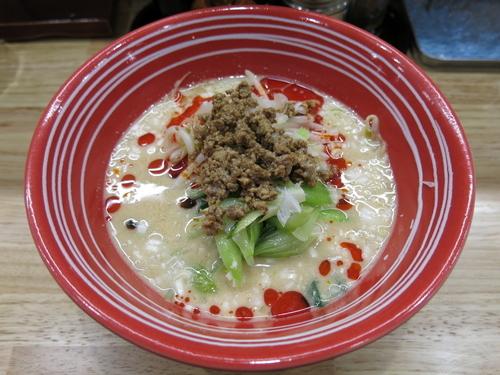 「担々麺:800円」@担々麺琉帆~RuPaN~の写真