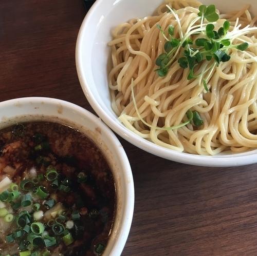 「濃厚つけ麺(大盛)」@ラーメン 麺や亮の写真