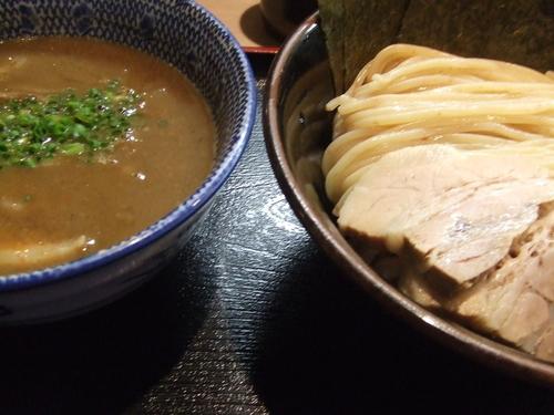 「【数量限定】にぼとんつけ麺 800円」@鶴嶺峰のにぼとん木村ですの写真