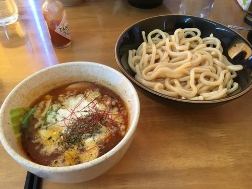 「ふぉんドるがー  味玉」@麺道 奉天の写真