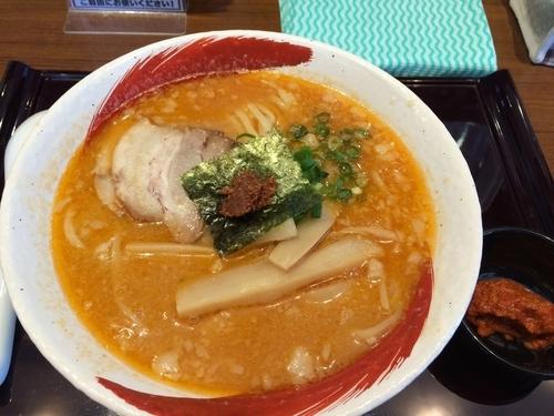 「海老味噌ラーメン」@海老秀 関内さくら通り店の写真