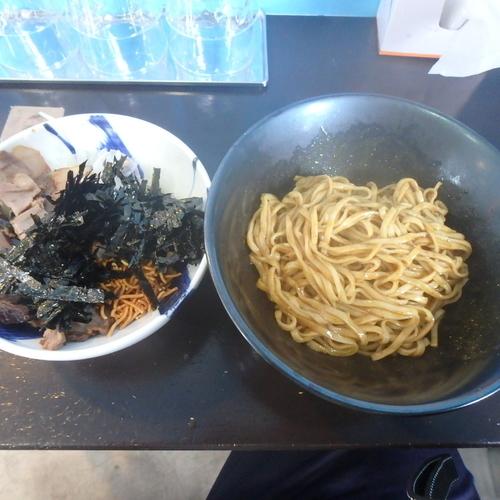 「カレーまぜそば(850円)」@麺や青雲志の写真