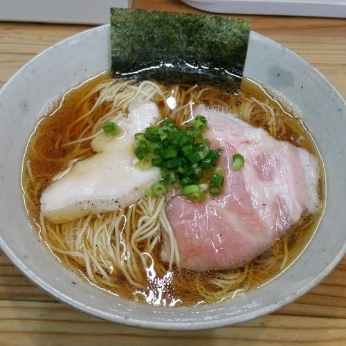「贅沢だしそば(800円)限定30食」@DAIKUMAの写真