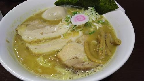 「一歩らぁめん(並)¥900」@らぁ麺 一歩の写真