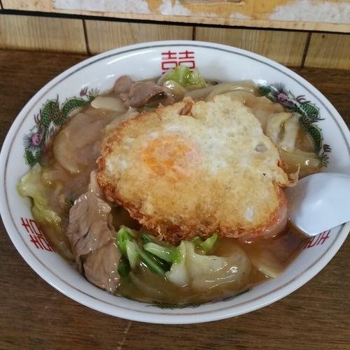 「バンメン(900円)」@本郷食堂の写真