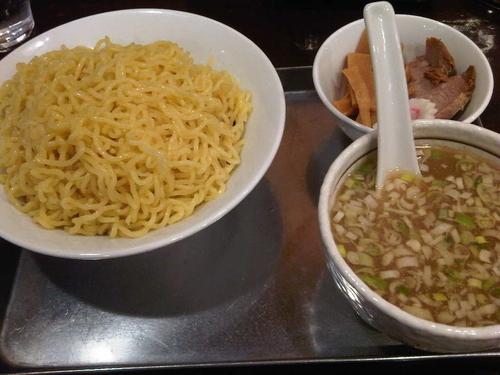 「つけ麺 (2玉, 900円)」@むらもとの写真