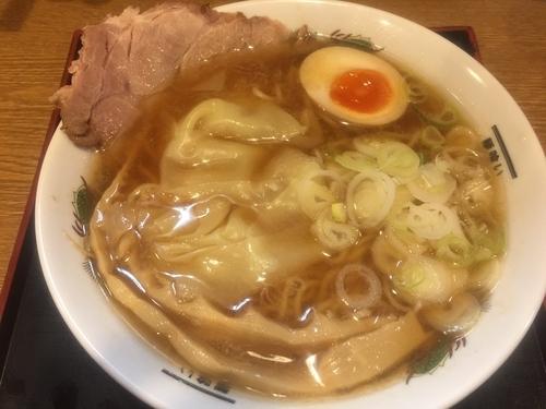 「メン太そば(780円)+お土産唐揚げ(500円)」@麺喰い メン太ジスタの写真