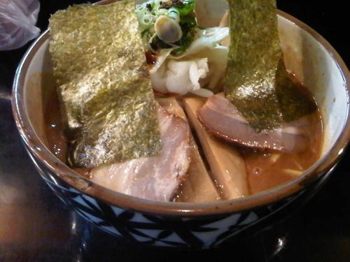 「超激濃(880円)」@麺家 うえだの写真