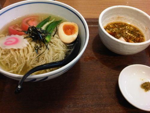 「だし漬けそば(1.5玉)」@麺処 直久 蒲田店の写真