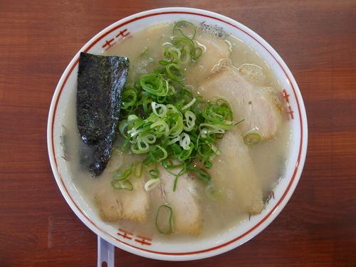 「チャーシュー麺」@クーニャンラーメン 赤のれんの写真