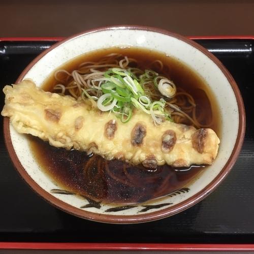 「ちくわ天(¥340)」@天かめ 江戸川橋店の写真