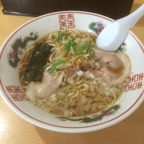 「播州醤油ラーメン」@かおるちゃんラーメンの写真