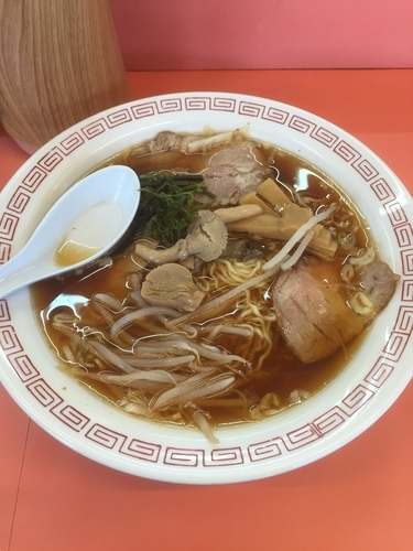 「一番チャーシュラーメン」@親ゆづりの味 一番の写真