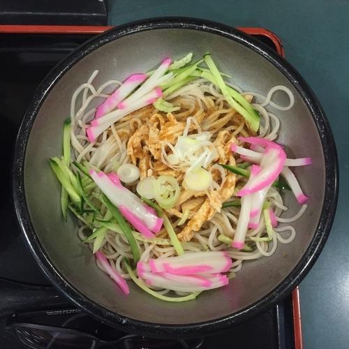 「中華冷麺」@小諸そば 東池袋店の写真
