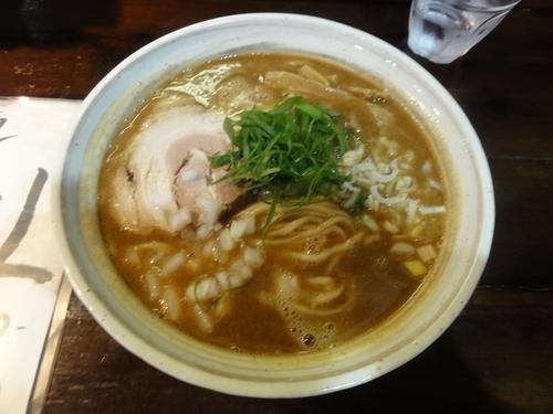 「鶏麺カレー(辛口)」@らーめん 桐麺 本店の写真