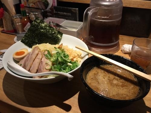 「東京太つけ麺 大盛980円」@一風堂 SHIROMARU-BASE 金山店の写真