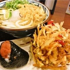 丸亀製麺 北上店の写真