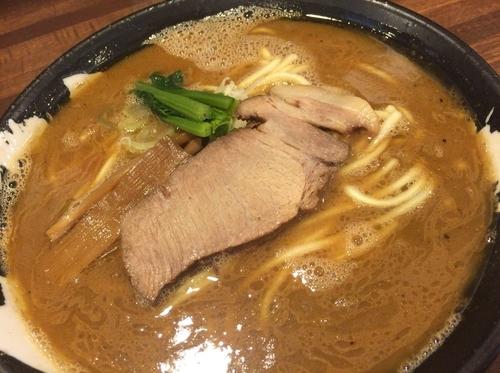「醤油ラーメン」@麺屋 昇真の写真