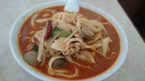 「聚香閣刀削麺」@聚香閣の写真